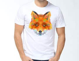 #9 for Design a t-shirt with a fox featured on it af amlike