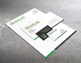 #25 untuk Design some Stationery for an IT Company, logo and colours provided oleh sarah07