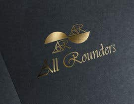 scchowdhury tarafından Design a Logo With Named (All Rounders) için no 18
