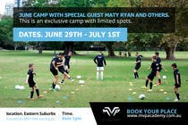 Graphic Design Contest Entry #10 for Design a Banner for soccer camp