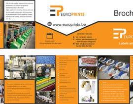 nº 28 pour Ontwerp een Brochure for Europrints par sani58