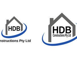 #23 for Design a Logo for HDB Constructions pty ltd af ricardosanz38