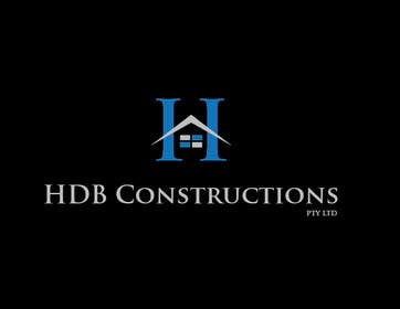 #15 untuk Design a Logo for HDB Constructions pty ltd oleh mdrashed2609