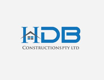 #26 untuk Design a Logo for HDB Constructions pty ltd oleh mdrashed2609
