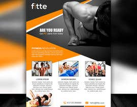 Mondalstudio tarafından Design a Flyer for Fitness Business için no 9