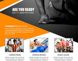 Mondalstudio tarafından Design a Flyer for Fitness Business için no 11