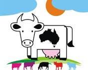 Graphic Design Inscrição do Concurso Nº10 para Design a Logo for an Australian Milk dairy looking to exporting milk