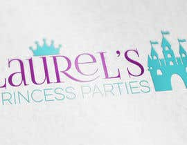 #78 for Princess Parties Logo by IllusionG
