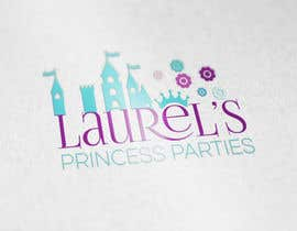 #89 for Princess Parties Logo by IllusionG