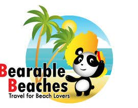 #75 para Design a Logo for Bearable Beaches por BlueMonkeyStudio