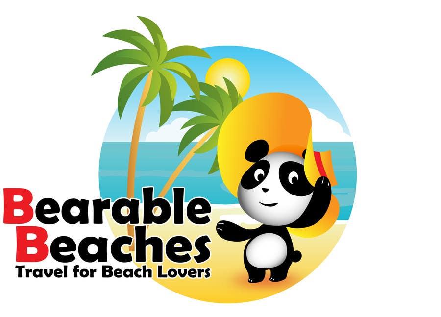 Logo Design Contest Entry #121 for Design a Logo for Bearable Beaches