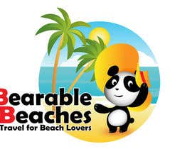 #121 for Design a Logo for Bearable Beaches af BlueMonkeyStudio