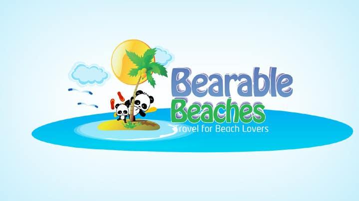 Logo Design Contest Entry #85 for Design a Logo for Bearable Beaches