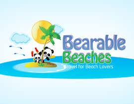 #85 for Design a Logo for Bearable Beaches by scientificwebs