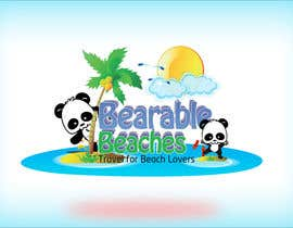 #99 for Design a Logo for Bearable Beaches by scientificwebs