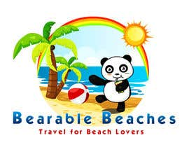 #109 para Design a Logo for Bearable Beaches por biboofamily