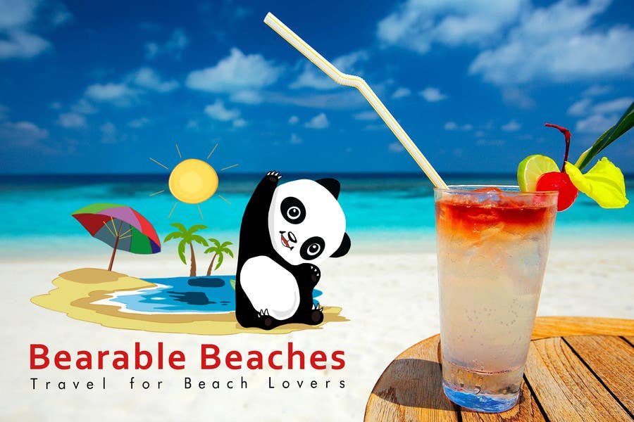 Graphic Design Contest Entry #96 for Design a Logo for Bearable Beaches
