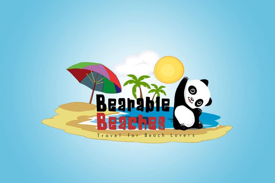 Contest Entry #102 for Design a Logo for Bearable Beaches