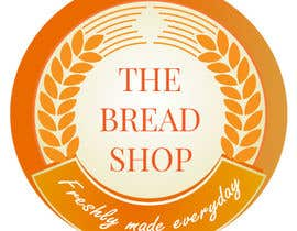 #23 para Logo for a Bakery Shop por rlrcbprog