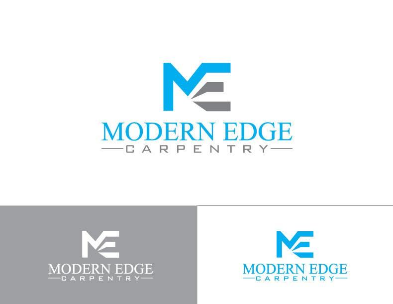 Inscrição nº 53 do Concurso para Design a Logo for Modern Edge Carpentry