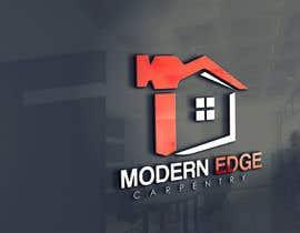 RihabFarhat tarafından Design a Logo for Modern Edge Carpentry için no 37