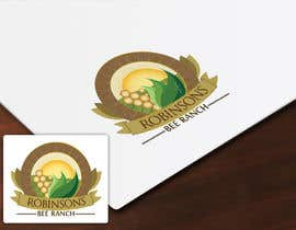 #1 for Design a Logo for Robinson Bee Ranch af kyriene