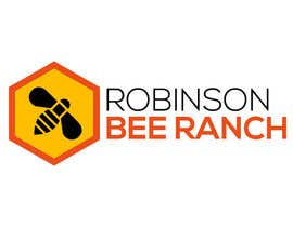 #4 for Design a Logo for Robinson Bee Ranch af MGDesign83
