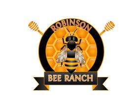 #57 for Design a Logo for Robinson Bee Ranch by creativeart08
