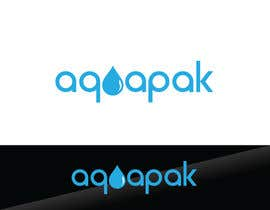 saqibGD tarafından Design a Logo for sports water bottle company Aquapak için no 113
