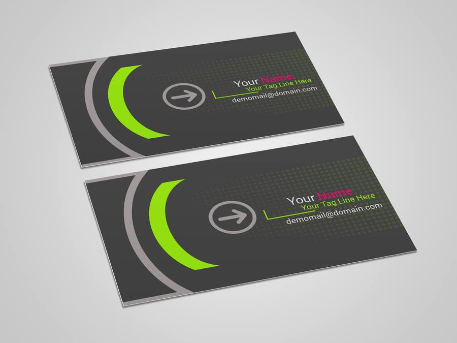 Contest Entry #90 for Design some Business Cards for ME