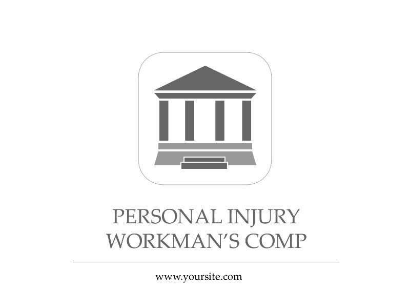 Penyertaan Peraduan #19 untuk Design a Logo for Law Office