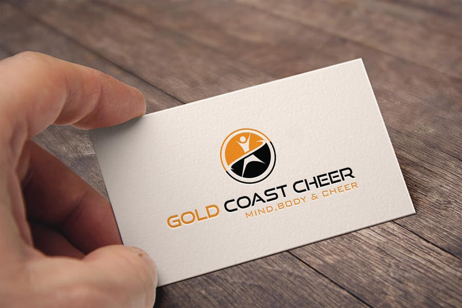 Inscrição nº 55 do Concurso para Design a Logo for Gold Coast Cheer