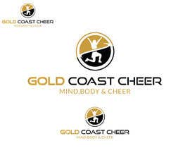#88 para Design a Logo for Gold Coast Cheer por mdrassiwala52