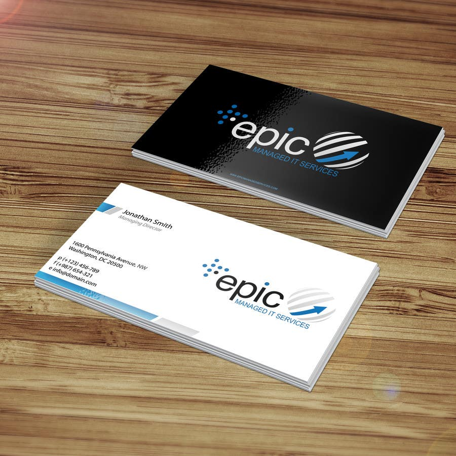 Contest Entry #33 for Design a Logo for EPIC Managed Services