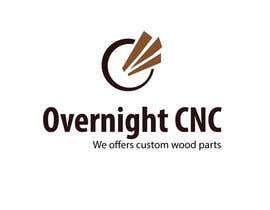 nº 1 pour Design a Logo for Overnight CNC par designcreativ