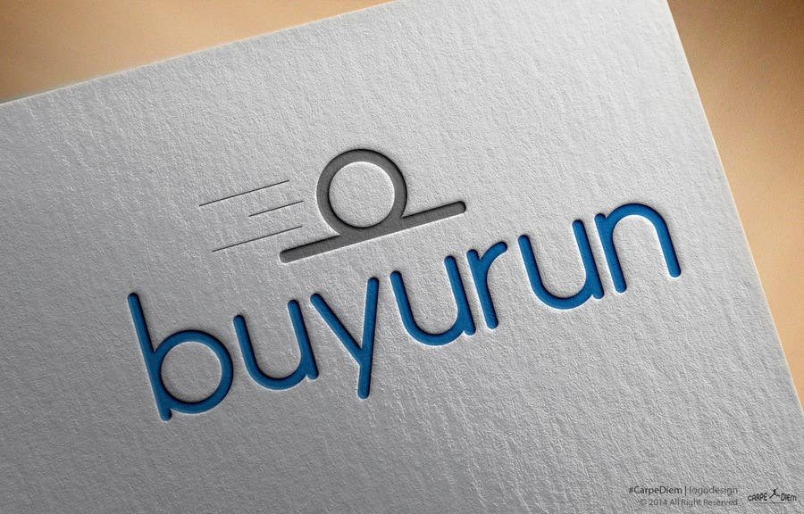 Konkurrenceindlæg #47 for Design a Logo for BuyuRun