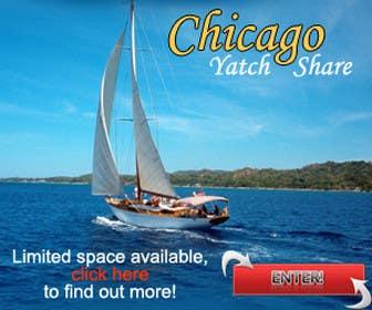 Nro 6 kilpailuun Bare-boat Sailboat Banner Contest käyttäjältä akritidas21