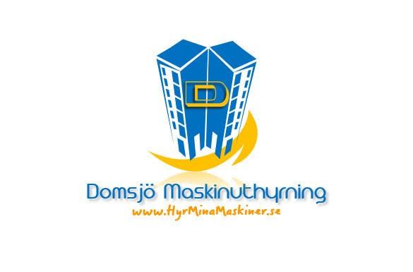 Konkurrenceindlæg #                                        15                                      for                                         Designa en logo for Örnsköldsviks nyaste uthyrnings företag