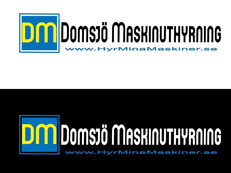 Konkurrenceindlæg #                                        7                                      for                                         Designa en logo for Örnsköldsviks nyaste uthyrnings företag