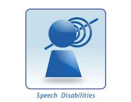 #12 for Design an Icon image for Speech Disability Category af timwilliam2009