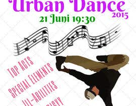 #10 untuk Need a Flyer for an dance event oleh janainabarroso