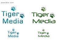 Proposition n° 39 du concours Graphic Design pour Design a Logo for Tiger Media