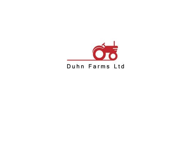 Contest Entry #                                        7                                      for                                         Duhn Farms Ltd