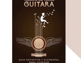 #599 для Book cover guitar book от wigbig71