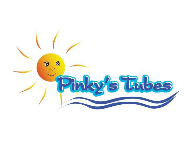Inscrição nº 29 do Concurso para Design a Logo for River Tubing Company - Pinky's Tubes