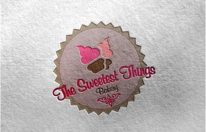 #160 for Design a Logo for The Sweetest Things Bakery af ekanshnigam