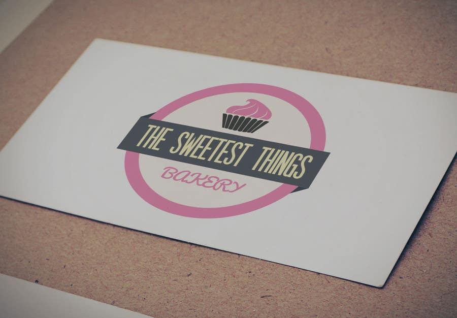Inscrição nº 73 do Concurso para Design a Logo for The Sweetest Things Bakery