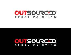 #20 for Design a Logo for Outsourced Spraypainting by soniadhariwal