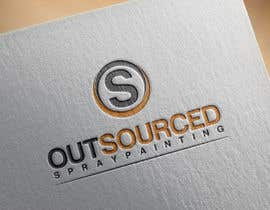 anoopray tarafından Design a Logo for Outsourced Spraypainting için no 58