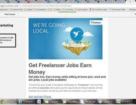 #307 for Spread the word about Freelancer Local Jobs  - Multiple Winners! af saeedgondal